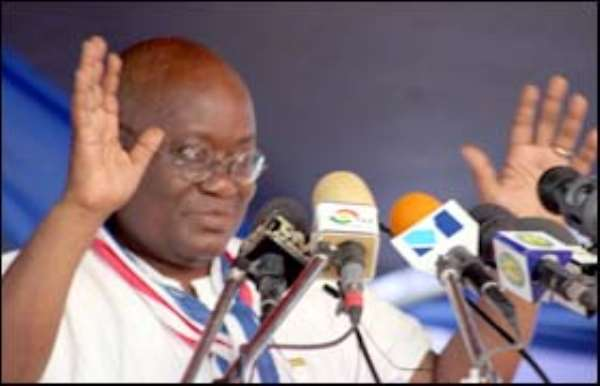Let's give Nana Akuffo-Addo another chance to lead NPP - Youth Organiser